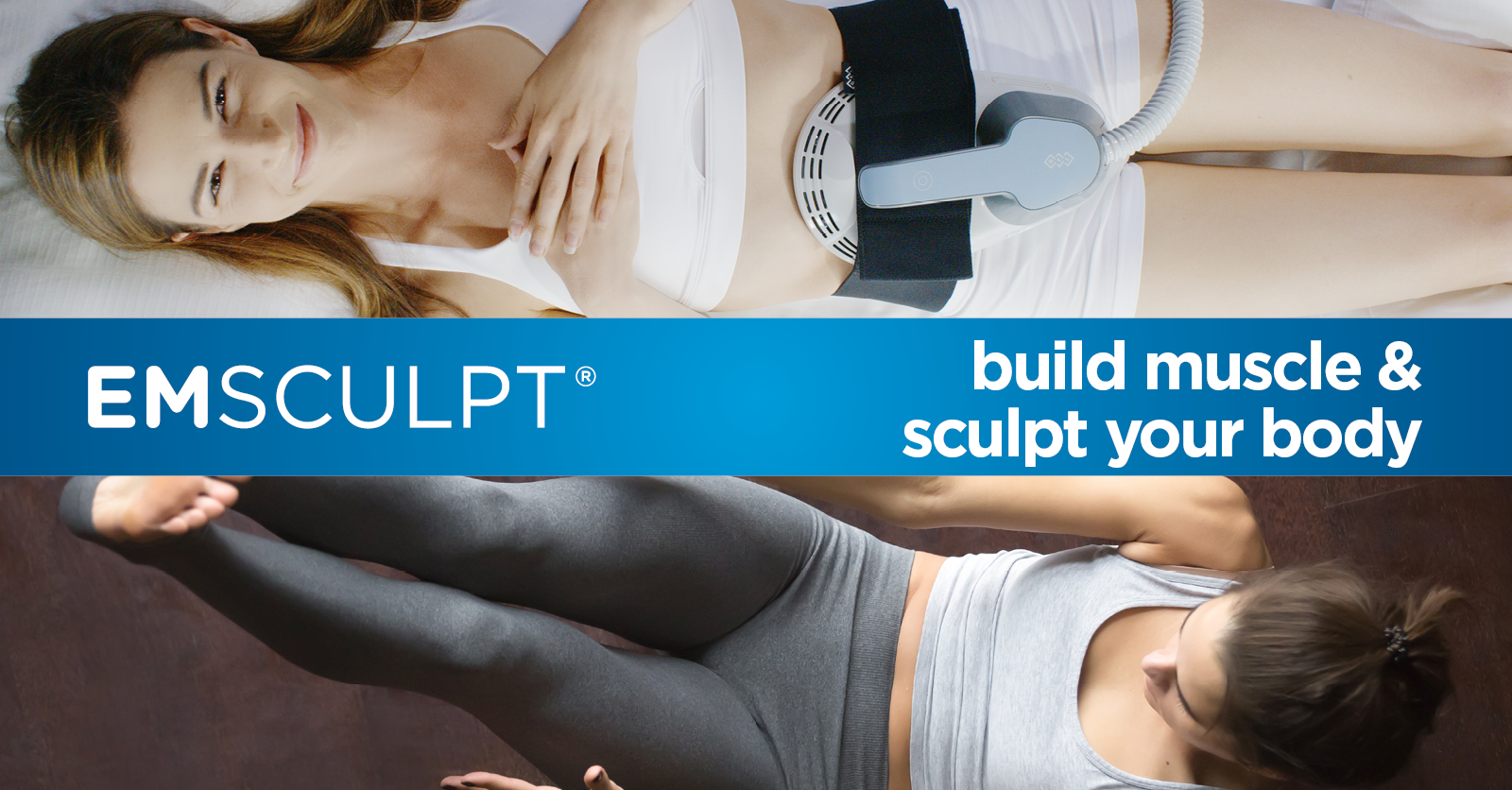 Burn Fat and Build Muscle Fast with EMSCULPT® and EXILIS